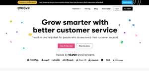 groove customer service software