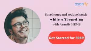 employee offboarding asanify